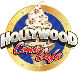 Hollywood Cone Cafe Logo